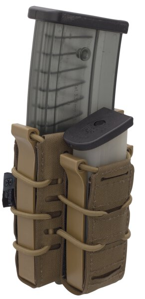 TEMPLARS GEAR FAST RIFLE AND PISTOL MAG POUCH